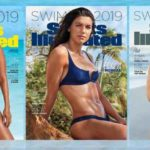 Estas son las tres modelos que saldrán en la portada de Sports Illustrated Swimsuit 2019