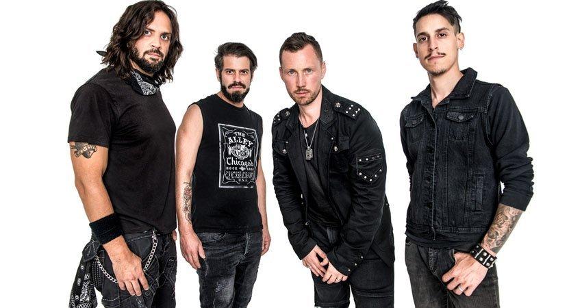 Los venezolanos Blacklist Regulars estrenan su primer álbum