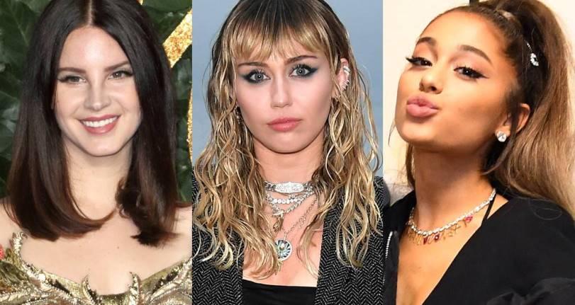 Miley Cyrus se burla de la colaboración de los «ángeles de Charlie» con Ariana Grande y Lana del Rey