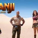 El primer trailer de 'Jumanji: The Next Level' podrás ver a Dwayne Johnson regresar a la jungla