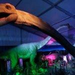 Visita Dinosaurs Jurassic Adventure en el Hotel Eurobuilding