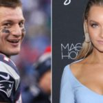 Camille Kostek de Sports Illustrated se siente bien con Rob Gronkowski