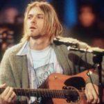 El dueño de una tienda de discos encuentra un cheque de regalías de Kurt Cobain de 1991