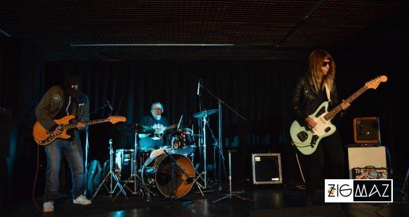 El centro cultural BOD, tuvo su dosis de Rock con las bandas Los Javelin, Nueve Noventa y Wilmer Franco