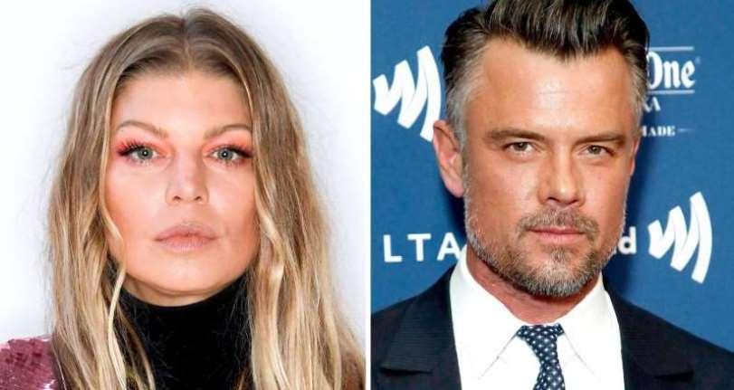 Fergie y Josh Duhamel finalizan el divorcio luego de 2 años de haberse separado