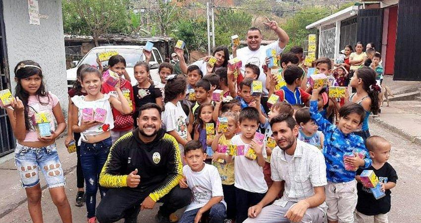 AID FOR LIFE extiende su ayuda en Latinoamérica ante el Covid-19