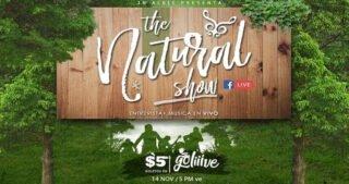 La banda IN ALBIS presentará The Natural Show