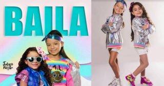 July & Naoh transmiten mucha alegría con su sencillo 'Baila'