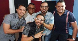 El Expreso Sonoro estrenó tema junto a Mark Meléndez 'Para bailar en casa'