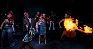 AH Sinfónico lanza un increíble tema fusión llamado 'Touch Me'