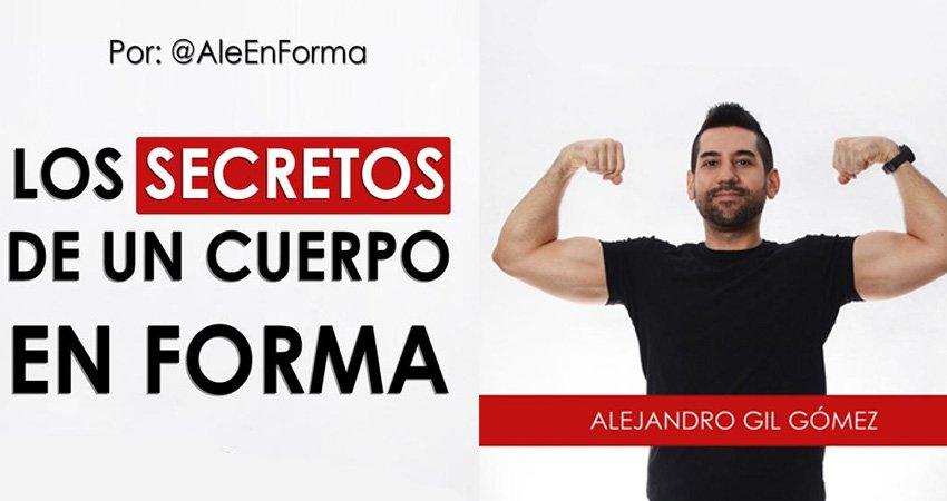 El libro 'Los Secretos de un Cuerpo en Forma' debuta como best seller en Amazon