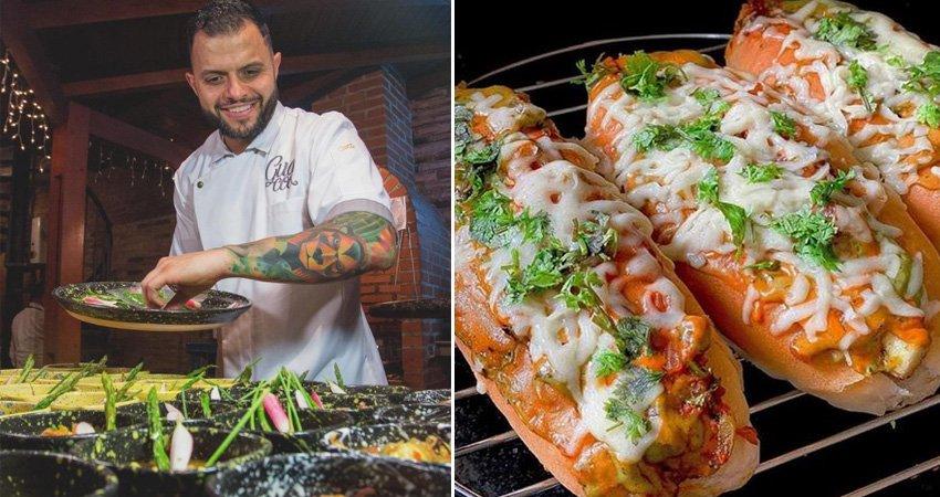 El chef Guaicook te enseña recetas rápidas y deliciosas en sus redes sociales