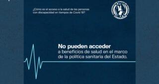 Personas con Discapacidad aseguran que su salud ha decaído desde principios de la cuarentena